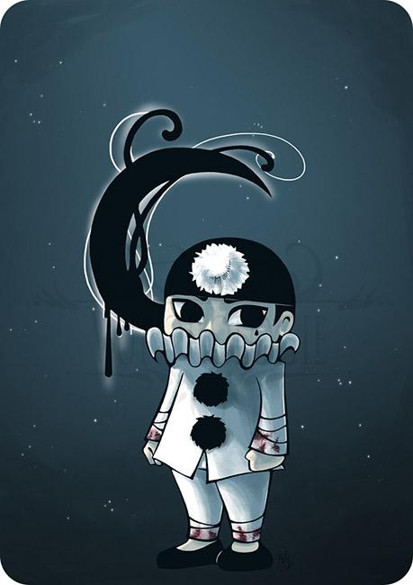 Vurorologie-Blog 30 Pierrot et la Lune noire