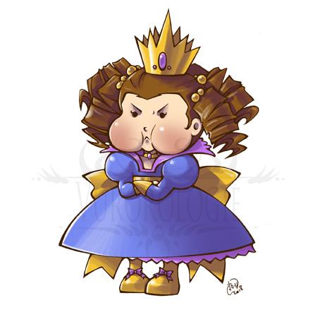Vurorologie-Blog 50 Princesse boudeuse