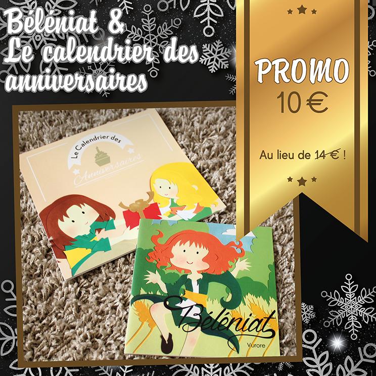 Promo BF 2018- Béléniat & Calendrier