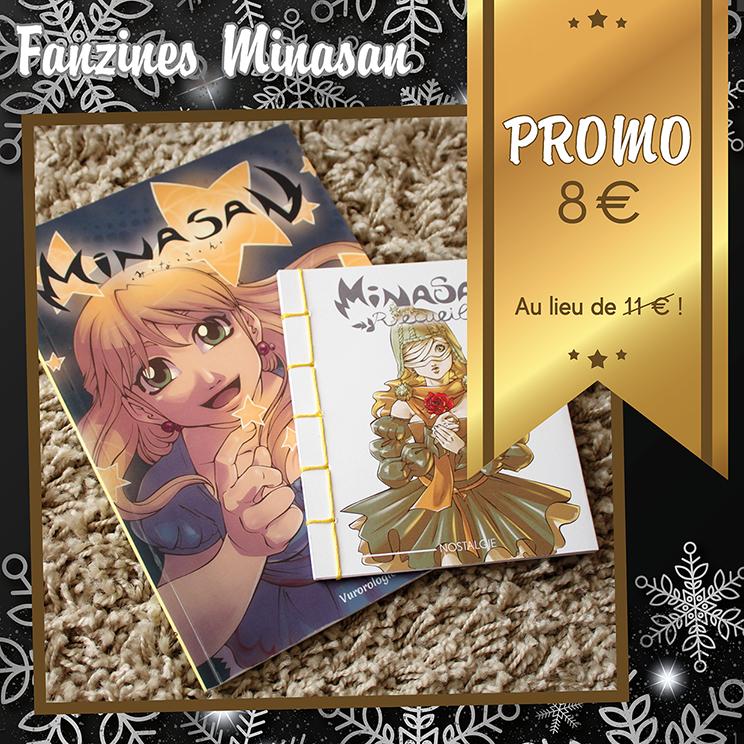 Promo BF 2018- Minasan