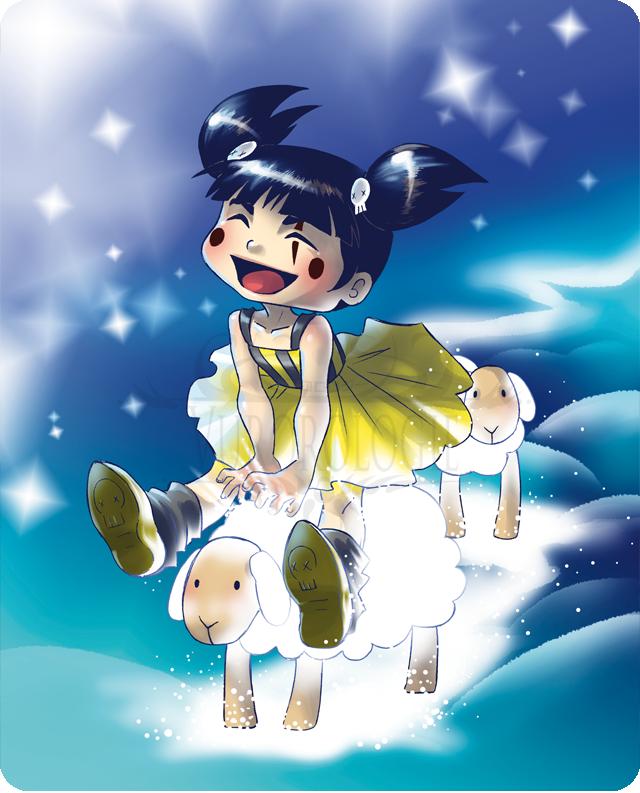 Joye saute-mouton