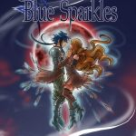 Blue Sparkles - Août 2016 (Ed. Markosia)