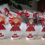 Petites poupées de Noël