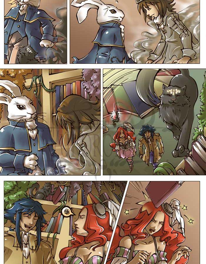 Blue Sparkles - Page 58
